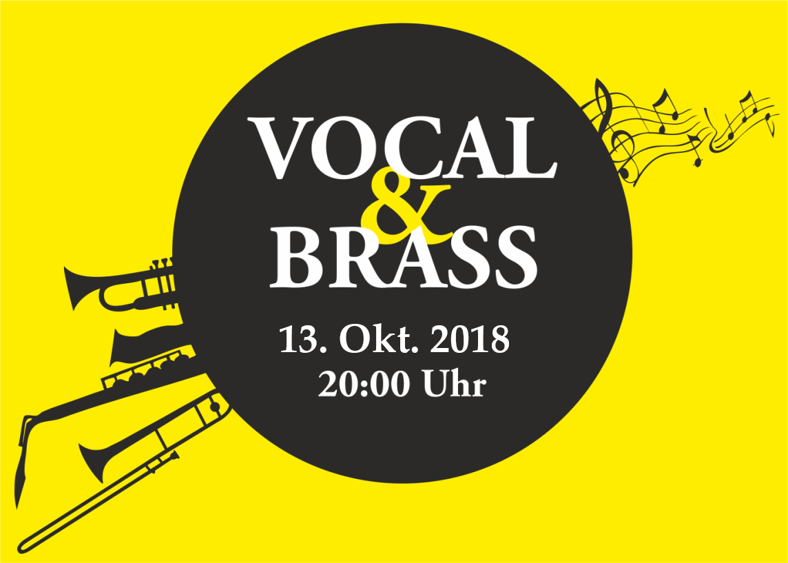 Vocal & Brass 2018